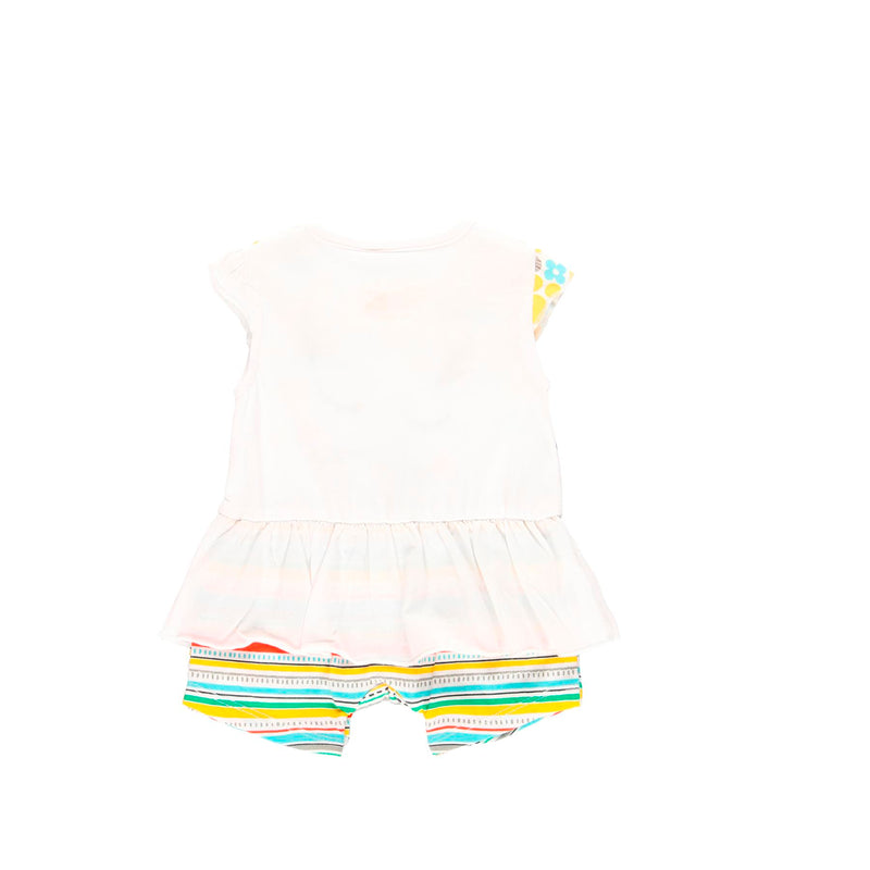 Knit Play Suit for Girl - il Bambino Store