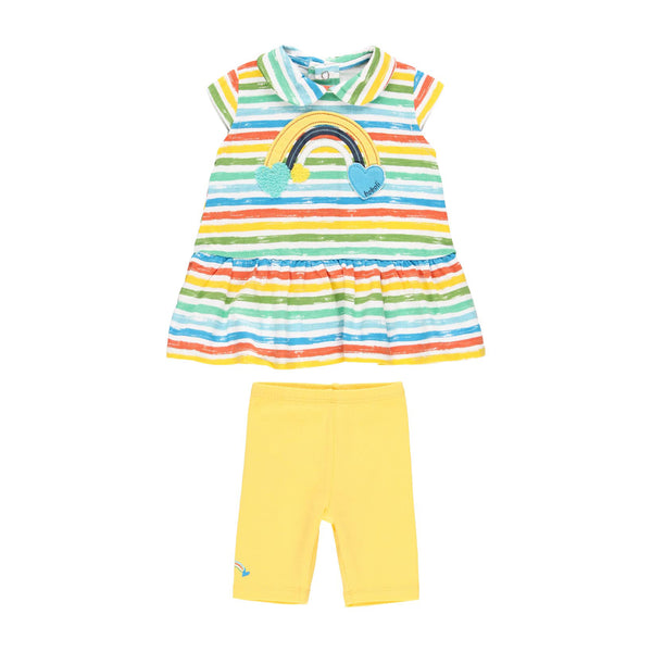 Pack Knit Striped for baby girl - Il Bambino Store