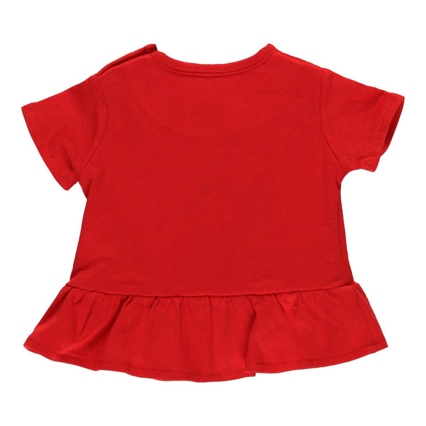 Knit T-shirt for Girl - Il Bambino Store
