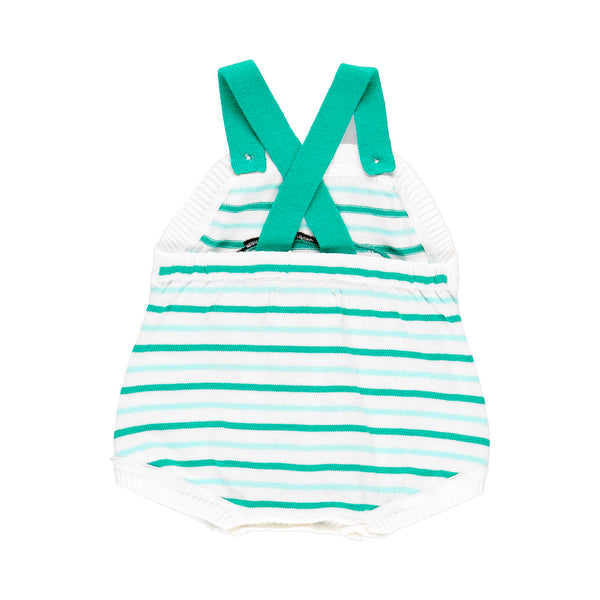 Knitted Play Suit for Baby - Il Bambino Store