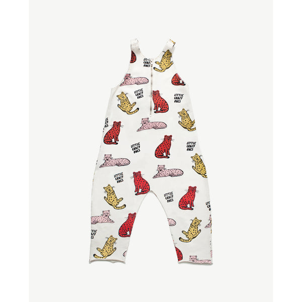 Leopards Jumpsuit - Il Bambino Store