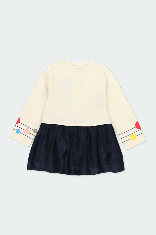 Combined Dress for Girl - Il Bambino Store