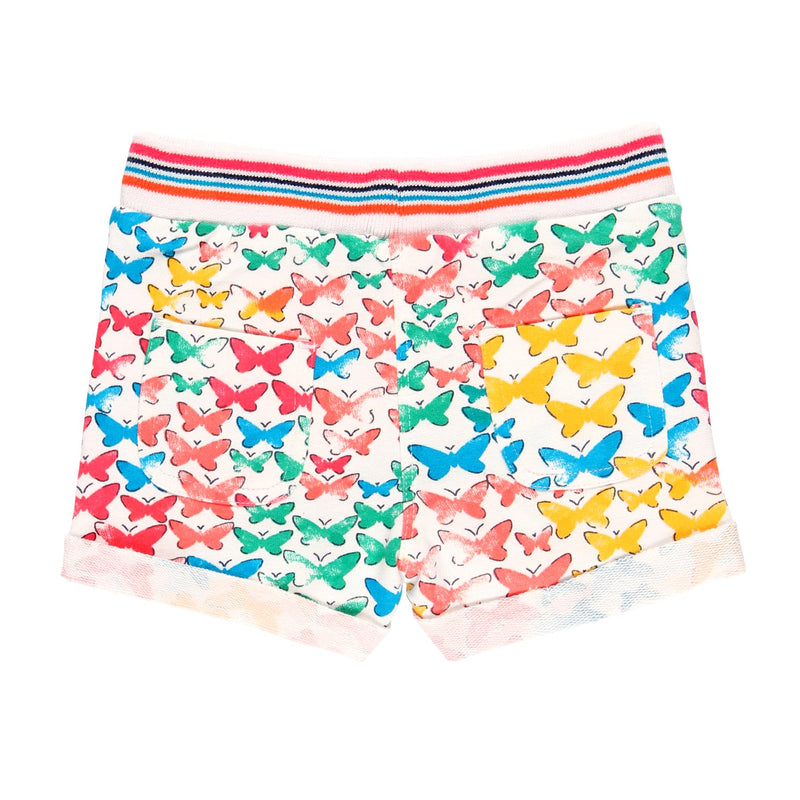 Baby Girl Fleece Shorts - Il Bambino Store