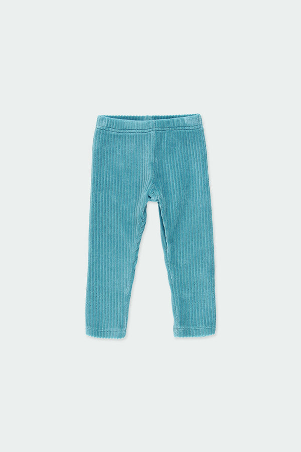 Baby Girl Stretch Corduroy Leggings - Il Bambino Store