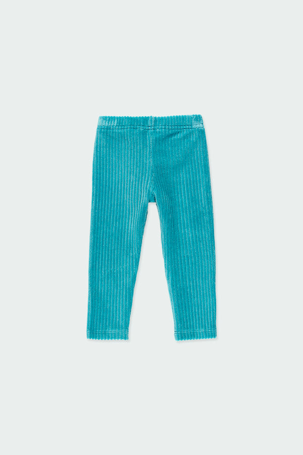 Stretch Corduroy Leggings for Girl - Il Bambino Store