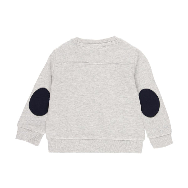 "Fleece Sweatshirt ""Sharks"" for boy - Il Bambino Store"