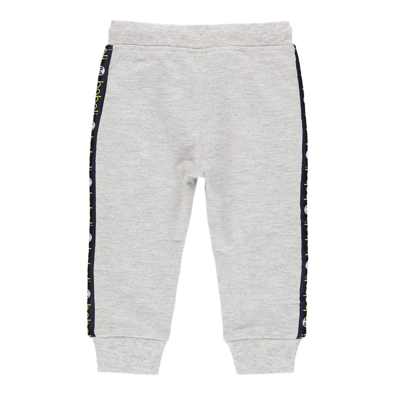 "Fleece Trousers ""bbl 1984"" for boy - Il Bambino Store"