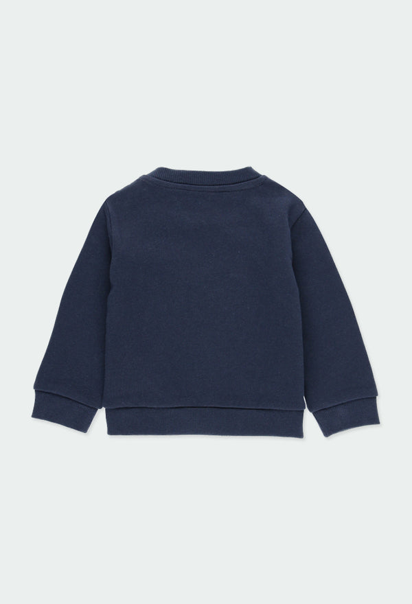 "Fleece ""Universe"" Sweatshirt for Boy - Il Bambino Store"