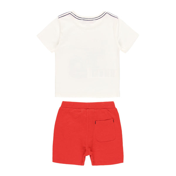 Pack Knit Short Sleeves for boy - Il Bambino Store