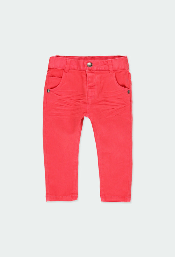 Stretch Twill Trousers for Boy - Il Bambino Store