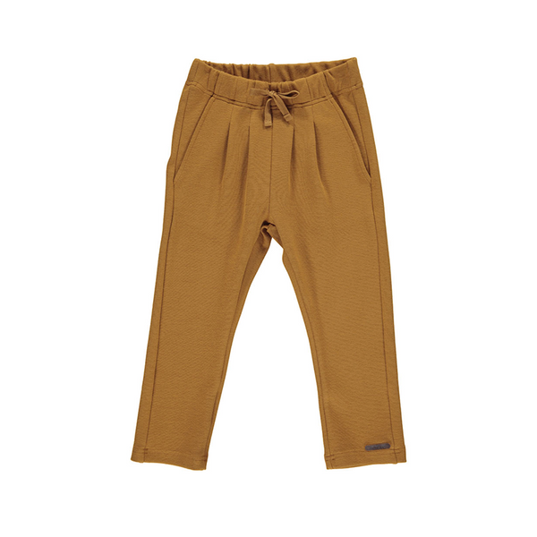 Baby Porter Pants in Pumpkin Pie - Il Bambino Store