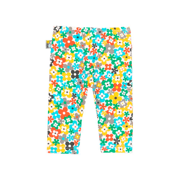 Stretch Knit Leggings for Girl - Il Bambino Store