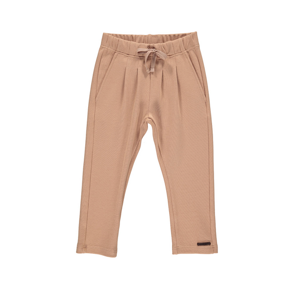 Baby Porter Pants in Rose Stone - Il Bambino Store