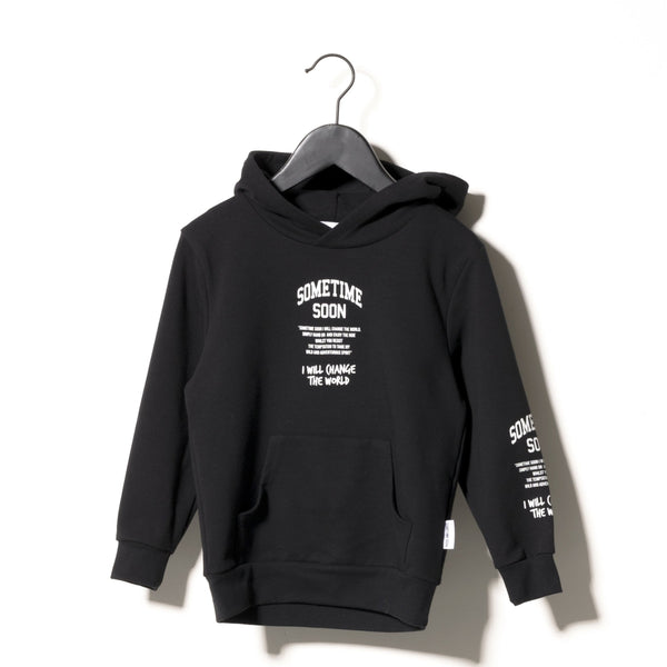 Dimas Hoodie in Black - Il Bambino Store