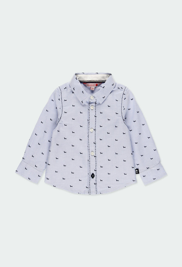 Oxford Shirt for Boy - Il Bambino Store
