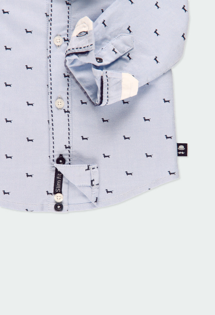 Oxford Shirt for Baby Boy - Il Bambino Store