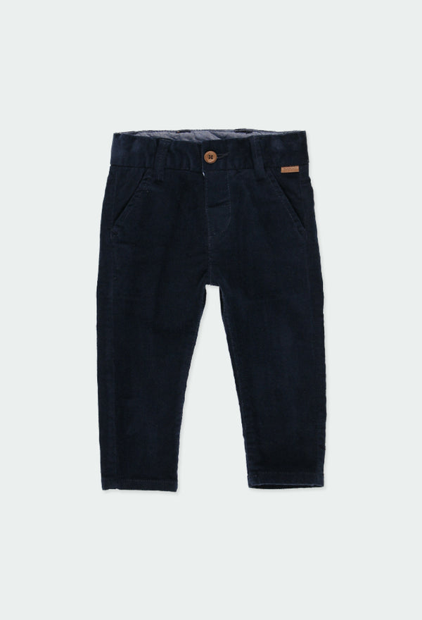 Micro-Corduroy Trousers Stretch for Boy - Il Bambino Store