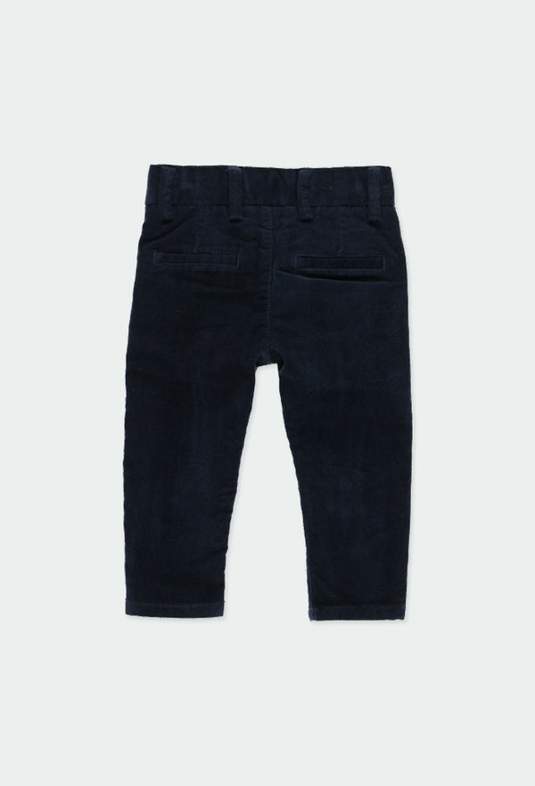 Micro-Corduroy Trousers Stretch for baby Boy - Il Bambino Store