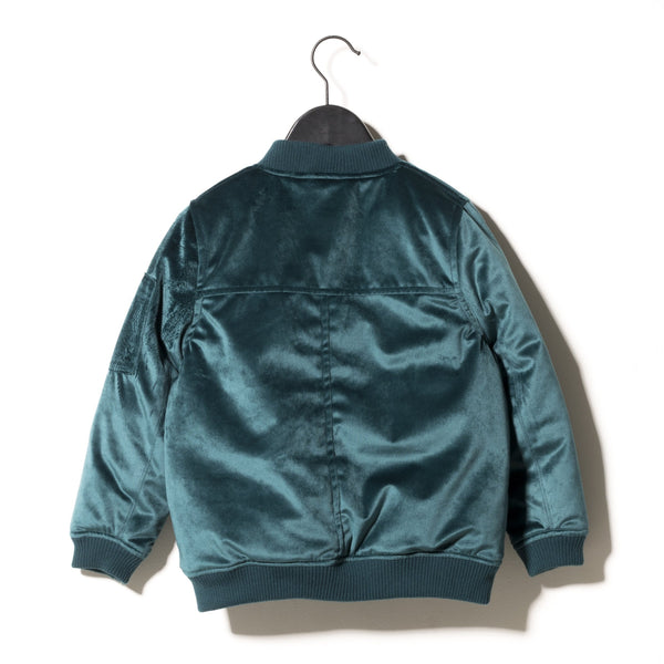 Calle Jacket in Teal - Il Bambino Store