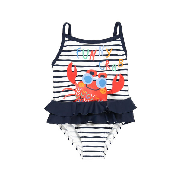 Swimsuit Striped for baby girl - Il Bambino Store