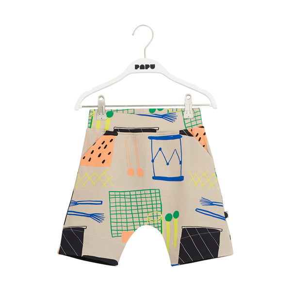 Baby Baggy Shorts Band Jersey - Il Bambino Store