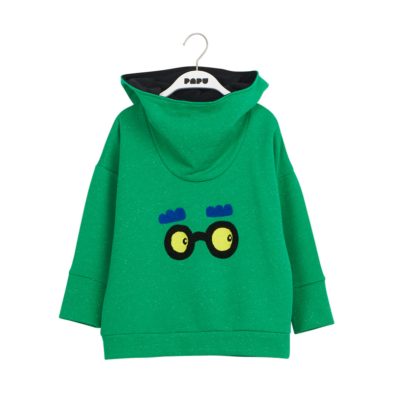 Giant Hoodie Kid Pepper College - Il Bambino Store