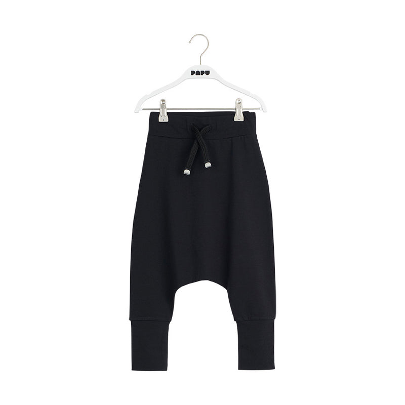 Harem Pants Kid Solid Jersey - Il Bambino Store