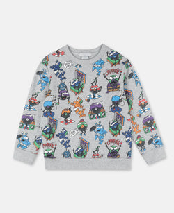 Music Monsters Sweatshirt - Il Bambino Store