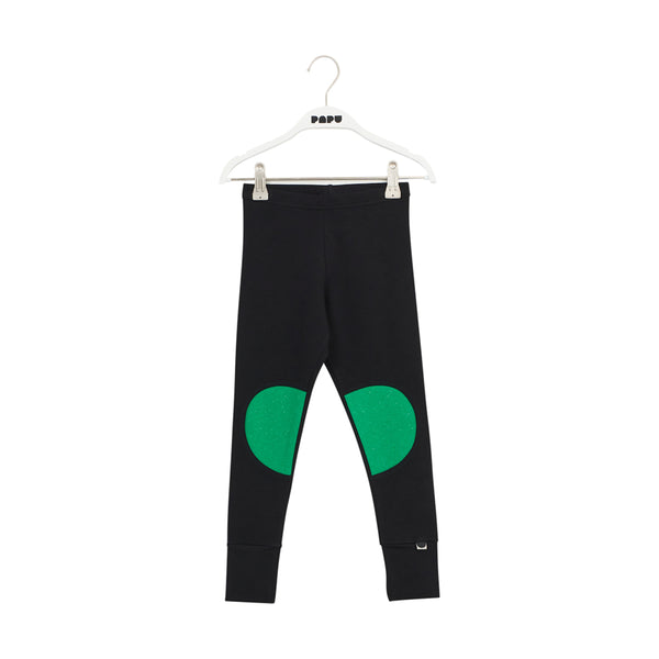 Patch Leggings Kid Multicolor Jersey - il Bambino Store
