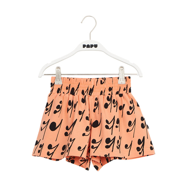 Baby Wide Shorts Pause Jersey - Il Bambino Store