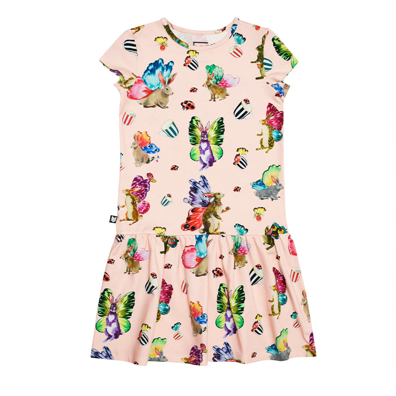 Dress Butterfly Rabbit - Il Bambino Store