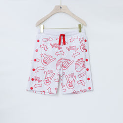 Cool Hands Fleece Shorts - Il Bambino Store