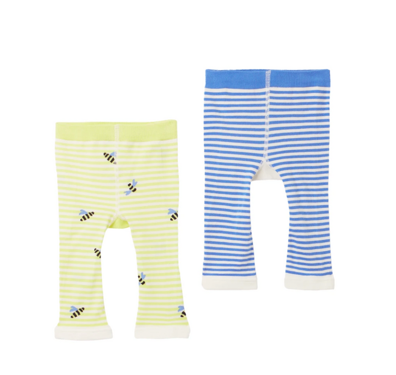 Lively Leggings (Daisy/Bee) - Il Bambino Store