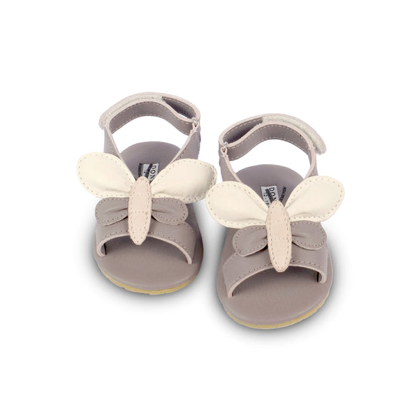 Tuti Dragonfly Dark Lavender leather - Il Bambino Store
