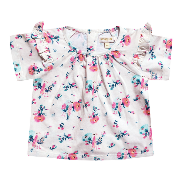 Bloom Jersey Top - Il Bambino Store