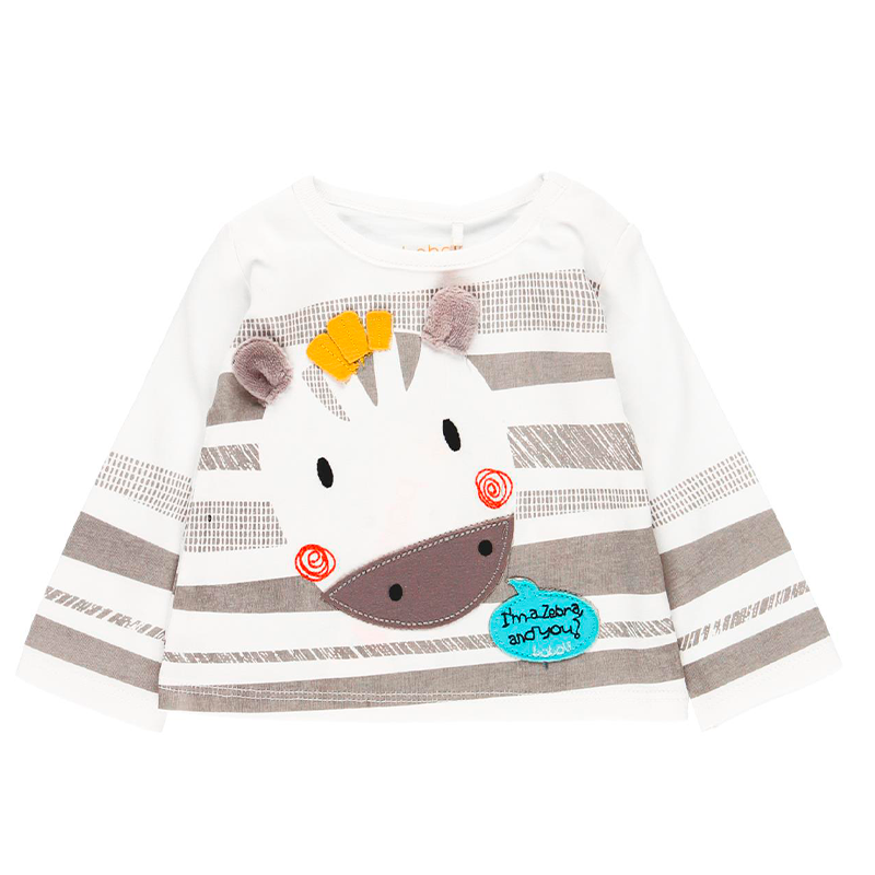 Long Sleeves T-shirt for Boy - Il Bambino Store
