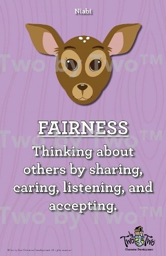 Fairness Mascot Poster
