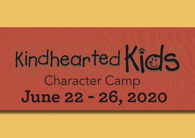 Character Camp Registration