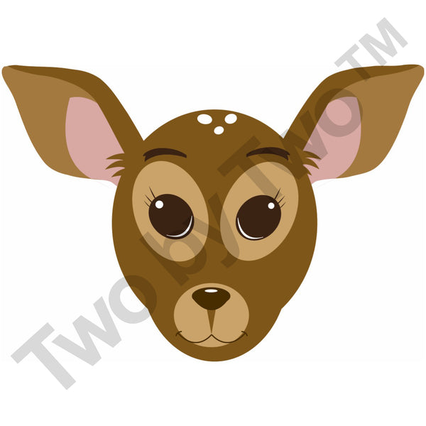 Mascot Head Graphics