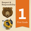 1st Grade - Respect & Responsibility (electronic version)