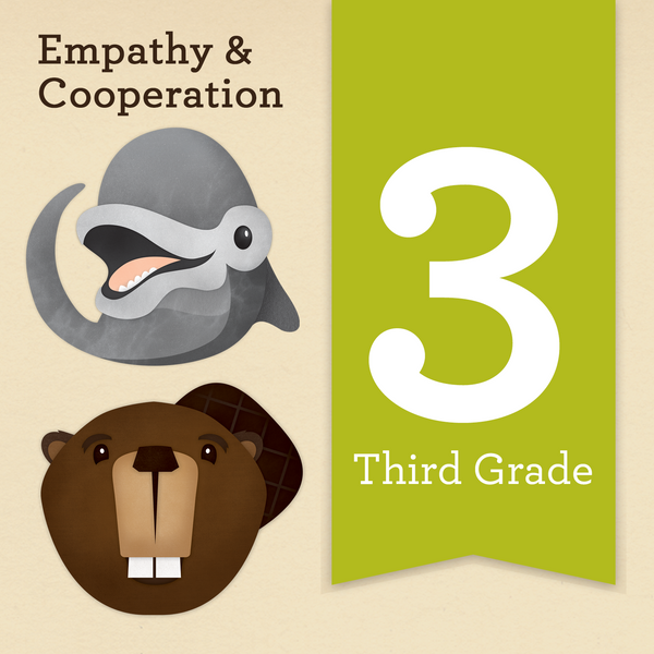 3rd Grade - Empathy & Cooperation (electronic version)