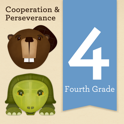 4th Grade - Cooperation & Perseverance (electronic version)