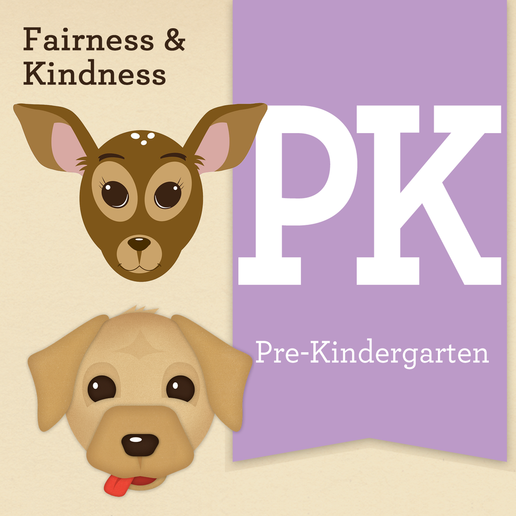 Preschool - Fairness & Kindness (electronic version)