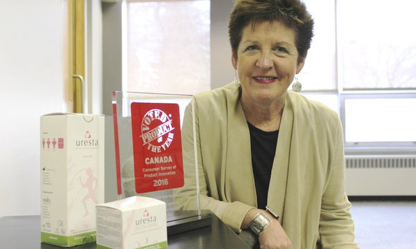 Carol Chapman, VP Marketing, Resilia ~ Photo: Laura Booth/Times & Transcript