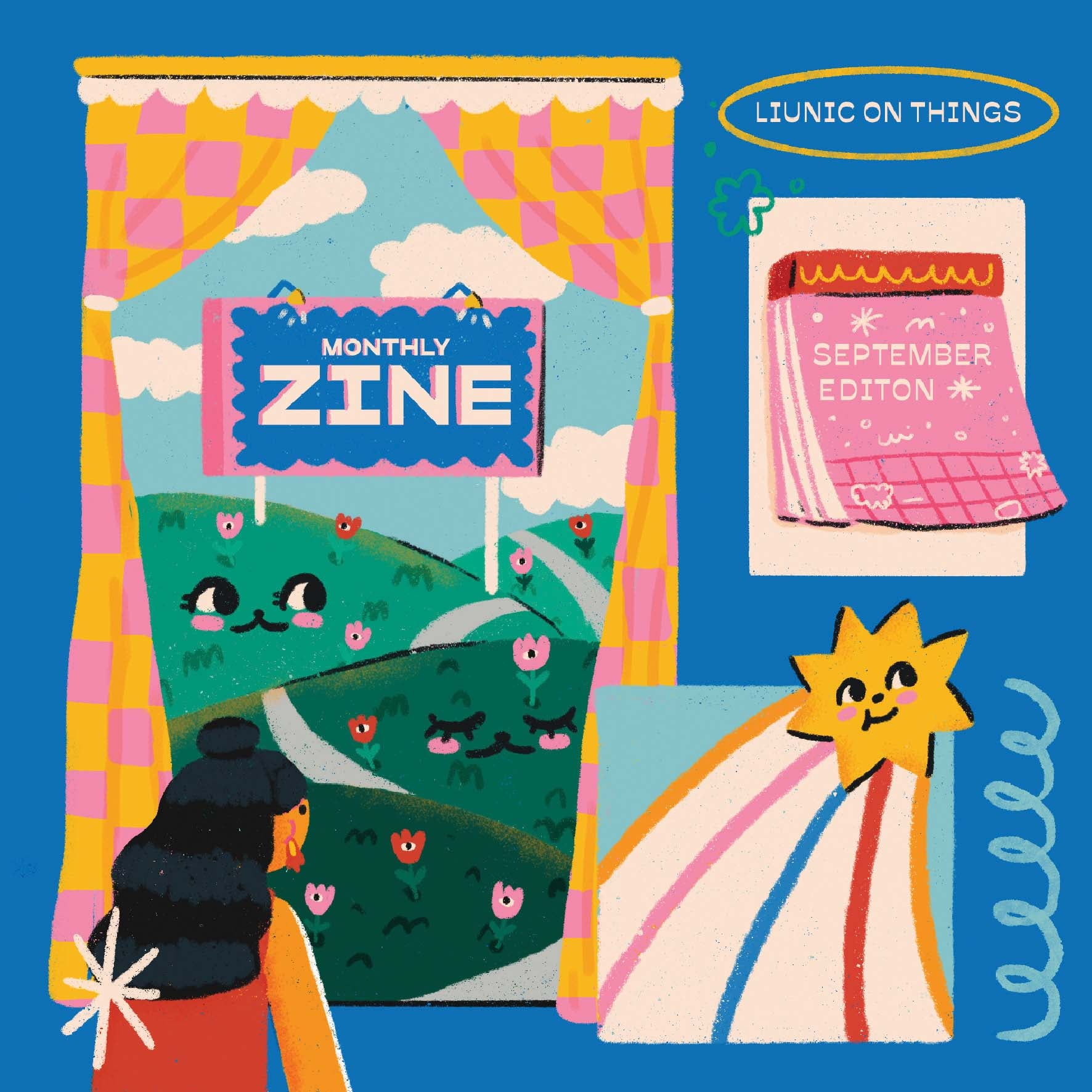 September Zine is Here !