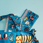 Too Cool 4 School Totebag