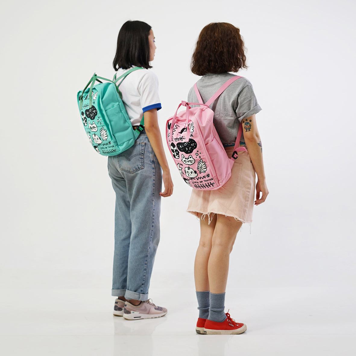 Too Cool For School Backpack