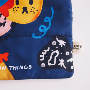 Fluffy Puff Totebag