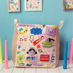 Bedroom Story Multipurpose Basket
