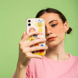 Liunic On Millennialsshit: Mediocre and Proud Iphone Case